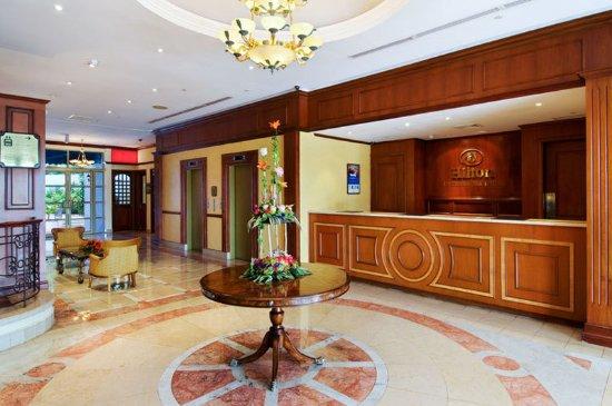 Hilton Princess Managua: Lobby