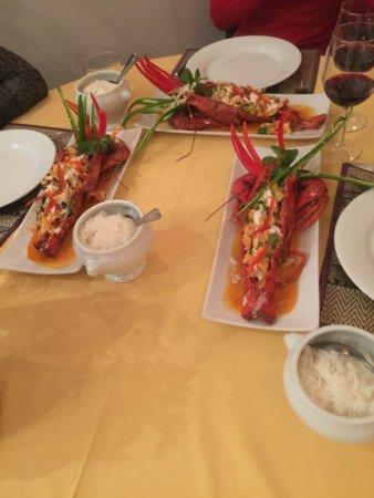 Restaurante thai orchid en madrid con cocina tailandesa for Cocina tailandesa madrid