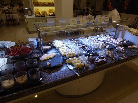 Iberostar Las Dalias: Dessert-Buffet