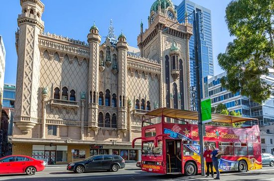 City Sightseeing Melbourne Hop-On...