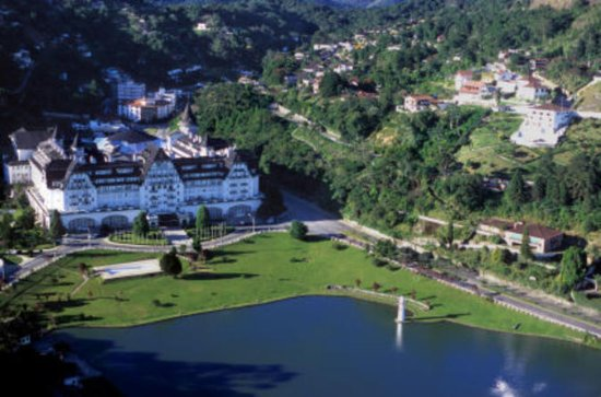 Petrópolis Full-Day Guided Tour from...