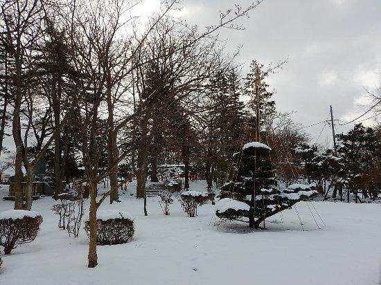 Iwate Park (Koen): 公園の内部