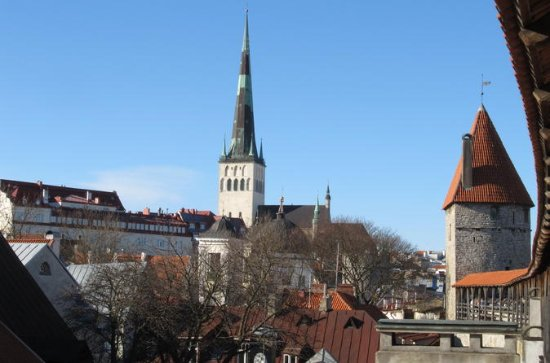 Private: 5-hour Best of Tallinn Tour...