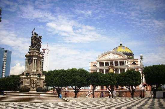 Manaus Highlights City Tour