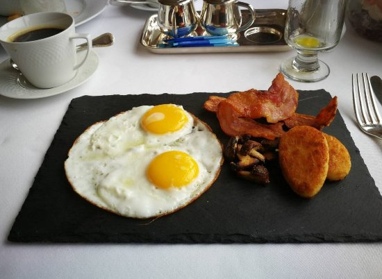 The Sukosol Hotel: Private breakfast on the 21st floor Club lounge