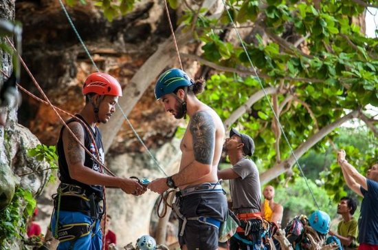 Railay Rock Climbing and Stand-Up ...