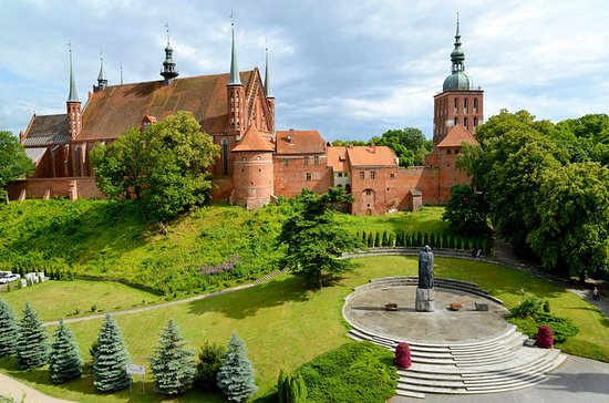 Private Tour to Frombork with Cruise...