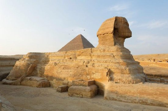 Visite guidée de 3 jours au Caire et...