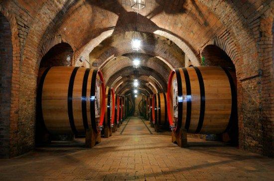 Bryllupsreise økologisk vin og mat...