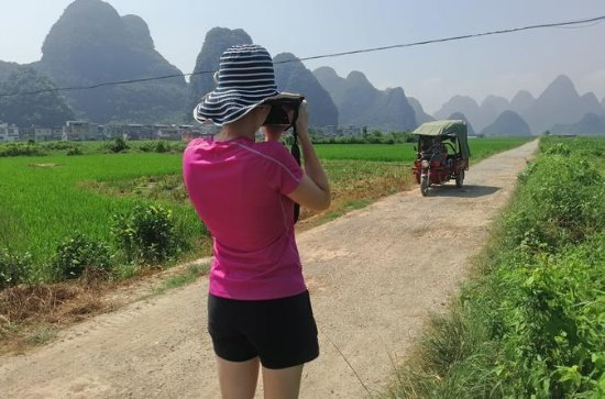 1 dag Yangshuo Countryside Vandring ...