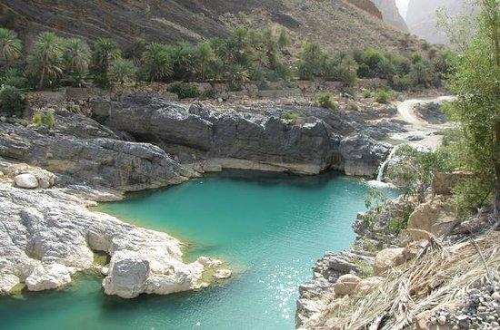 Wadi Shab Trekking côtier 4X4