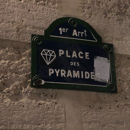 Place des Pyramides