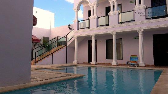 Mansi n lavanda boutique hotel desde 809 m rida yucat n for Hoteles en merida con piscina