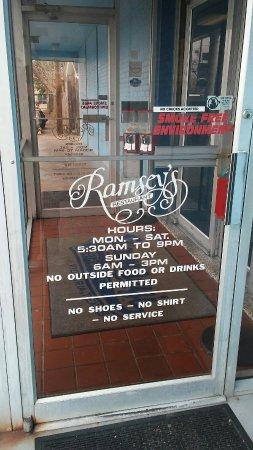 Ramsey S Restaurant Victoria Tx