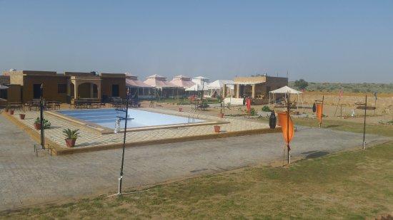Le Royal Camps : Camp View