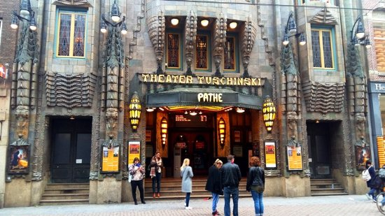 ‪Tuschinski Theater‬