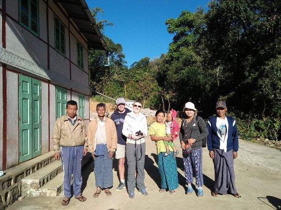 Pindaya, Myanmar: Our Clients and Danu Family