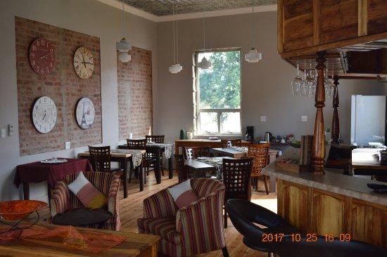 Ladybrand, Νότια Αφρική: Heritage House Lounge / Dining Room