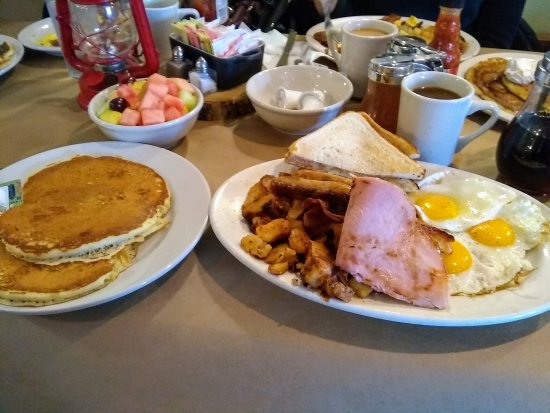 Дипью, Нью-Йорк: The Lumberjack for $10.25!