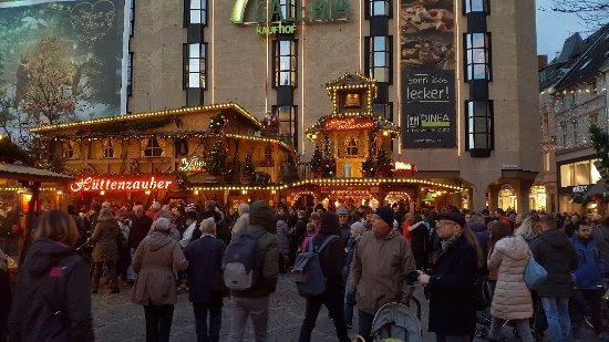 Weihnachtsmarkt Centro 2021