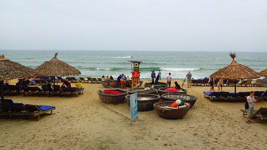 An Bang Beach In January