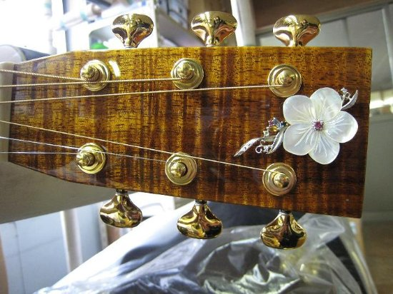 Yairi Guitar