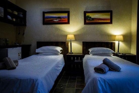Eikenhof, Zuid-Afrika: Twin accommodation