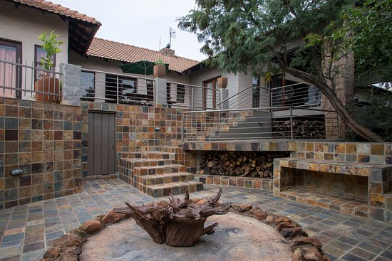 Eikenhof, South Africa: Boma Fire Pit