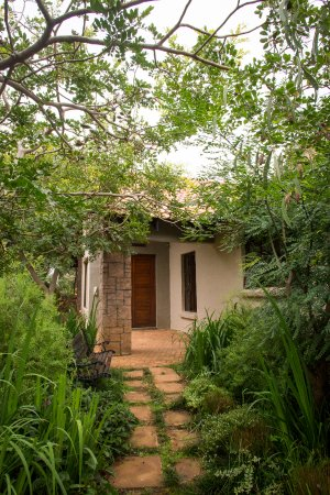 Eikenhof, South Africa: Landscaped Gardens