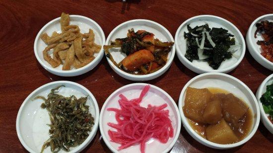 korean restaurant in oakland telegraph