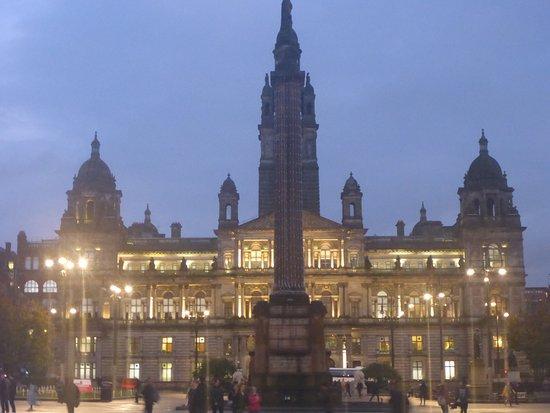 City Chambers: Imposing Council Chambers
