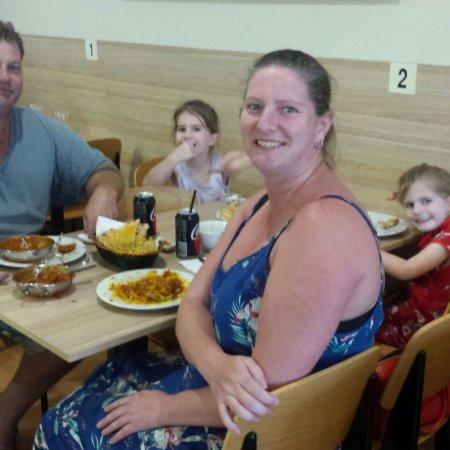 Jimboomba, Australia: Always yummy food at curry club Indian cuisine