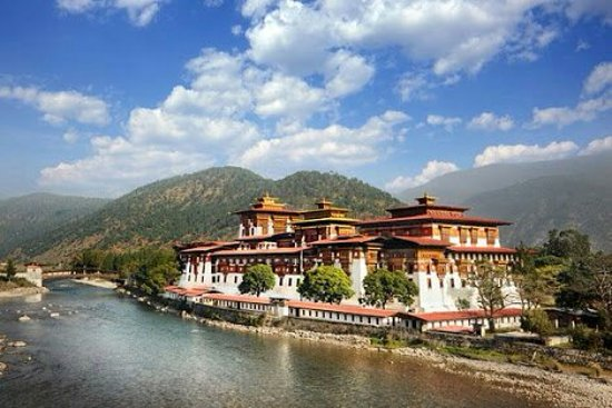 Punakha District Foto