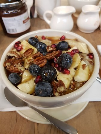 Le Pain Quotidien: Great Porridge to get you going in the morning