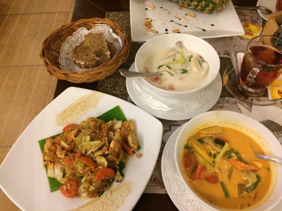 Veranda: Так же в ресторане Веранда можно отведать блюда тайской кухни