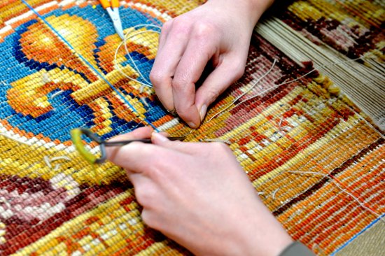 哥白林織毯廠