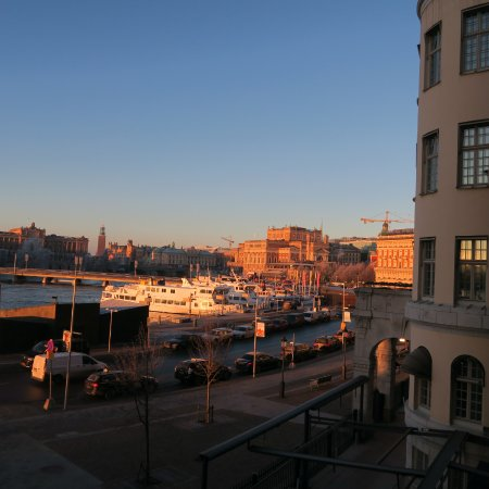 Lydmar Hotel: View of adjacent Grand Hotel