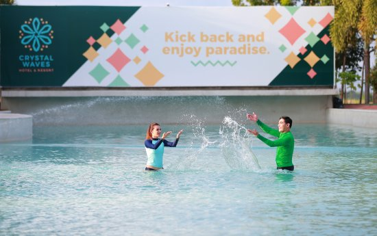 Wave Pool With Jacuzzi Picture Of Crystal Waves Hotel And Resort