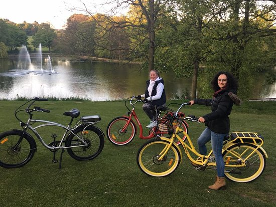 Talio Electric Bikes Leeds Tours and Rentals