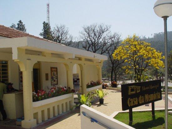 Museu Municipal Casa da Memória localizado no Paço Municipal na cidade de Cajamar