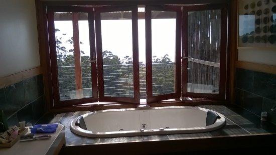 Woodbridge, Australia: Spa bath