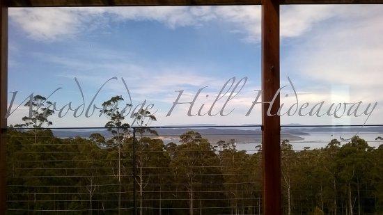 Woodbridge, Australia: A view to remamber