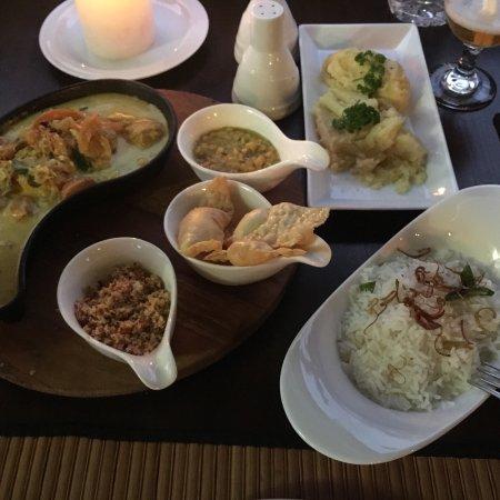 Best food in Ella, I think!