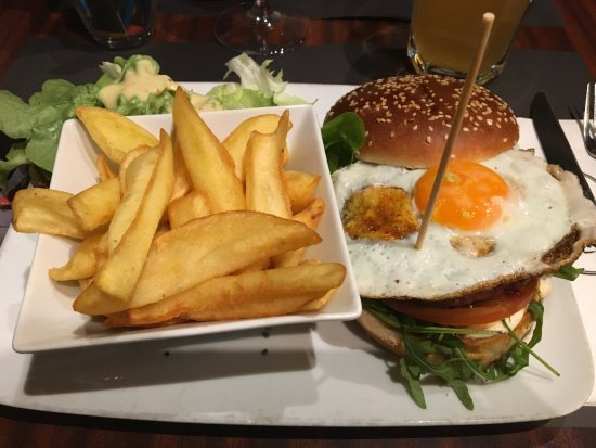 Welsh burger photo de au bureau lomme lomme tripadvisor