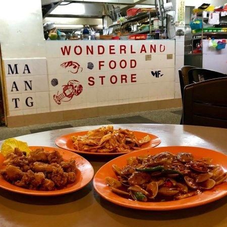 Wonderland Food Store Langkawi Kedah Malaysia
