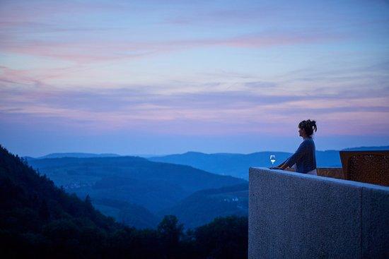 Läufelfingen, Swiss: Weitsicht Bad Ramsach Quellhotel