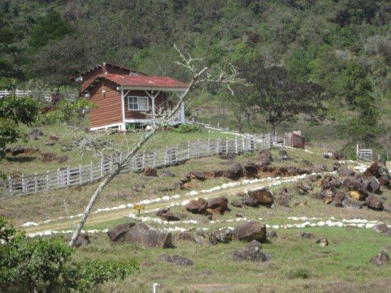 Zacapa, Guatemala : Una de las cabañas
