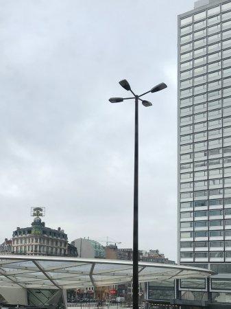 Снимок Hilton Brussels City