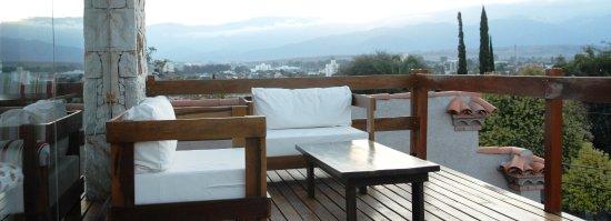 Balcony - Picture of Kkala Boutique Hotel, Salta - Tripadvisor