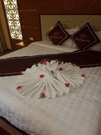 Sapa Elegance Hotel: 20180205_173257_large.jpg